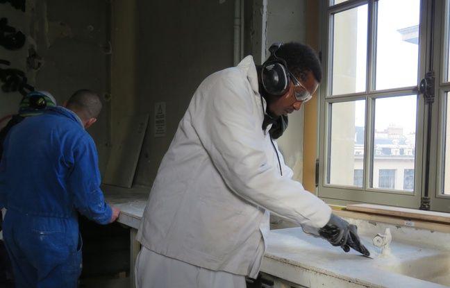 Rennes: Dans l'ancienne fac dentaire, les «invisibles» ont le droit de chantier