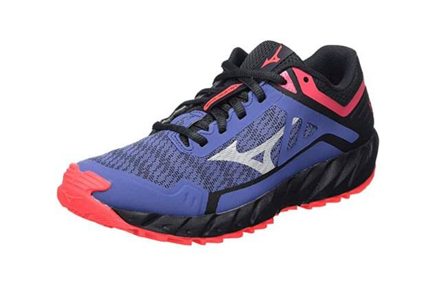 Chaussures de trail Mizuno Wave Ibuki 3
