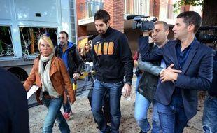 """Le procureur de la République à Montpellier, Brice Robin, a déclaré lundi qu'il existait """"de très fortes suspicions de non-respect de l'éthique sportive"""" dans l'enquête sur le match de handball Cesson-Montpellier (D1) sur fond de paris sportifs."""