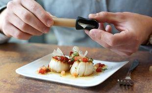 L'entreprise Ocni a créé des crayons qui assaisonnent les plats.