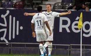 Nicolas De Préville a survolé ce TFC - Bordeaux.