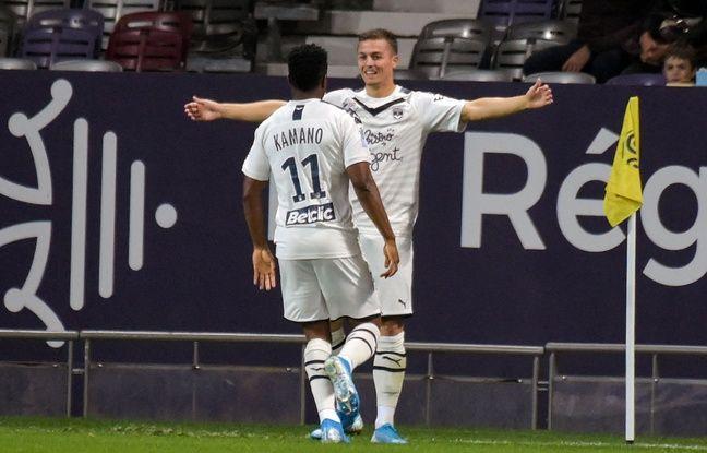 TFC-Bordeaux: Nicolas De Préville marche sur l'eau, et les Girondins sur Toulouse