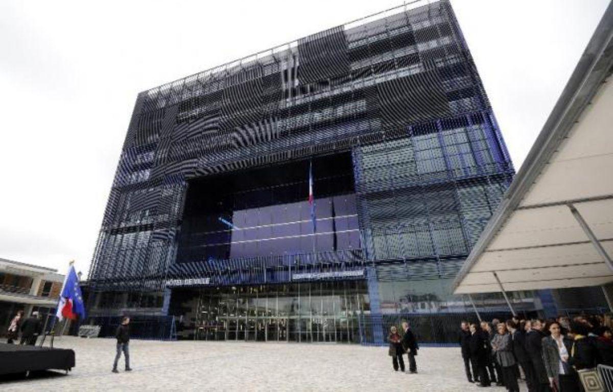 La mairie de Montpellier. – Anne-Christine Poujoulat AFP