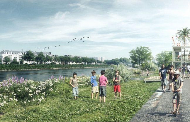 L'aménagement du quai Doumergue