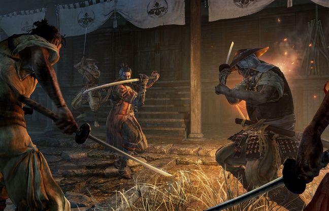 Dans Sekiro, chaque combat, même contre un simple soldat, peut s'avérer fatal.
