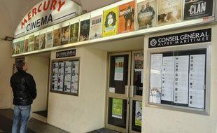 Le conseil départemental des Alpes-Maritimes est propriétaire du cinéma Mercury, à Nice.