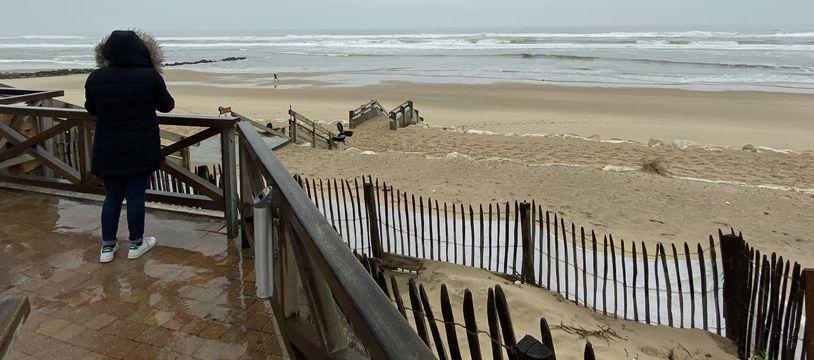 La tempête Hortense va toucher les côtes de Nouvelle-Aquitaine, et notamment la Gironde, dans la nuit de jeudi à vendredi