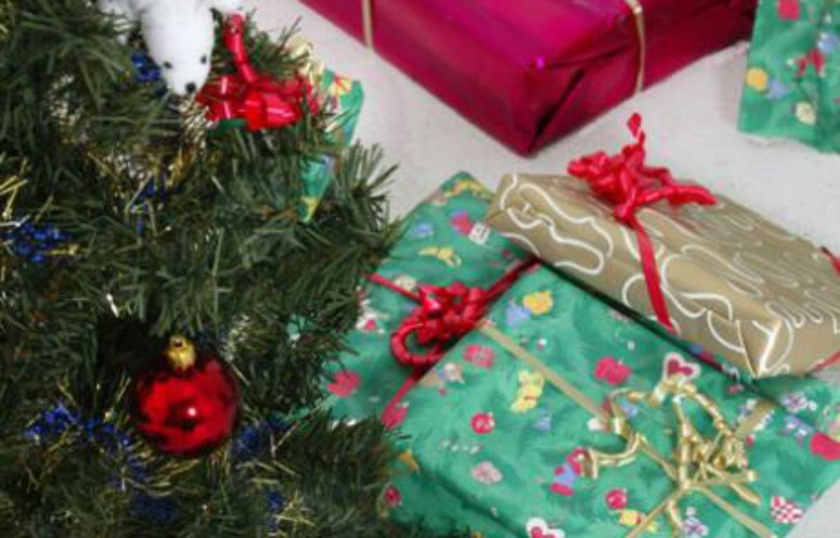 Cadeaux de Noël – Sipa
