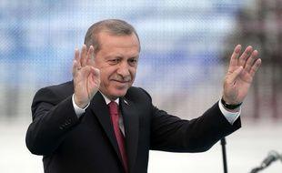 Recep Tayyip Erdogan (Archives)