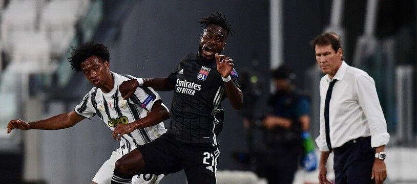 Maxwel Cornet a éteint Cuadrado face à la Juventus.
