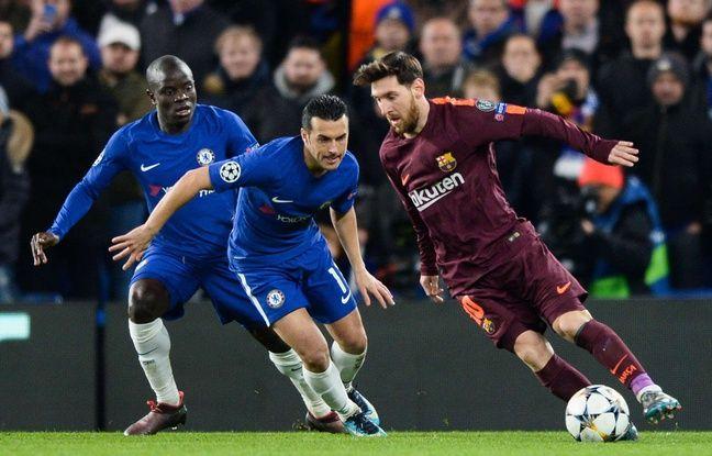 Barcelone-Chelsea EN DIRECT: Les Blues peuvent-ils résister au Barça?.. Le 8e retour de Ligue des champions en live