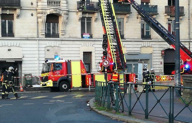 VIDEO. Toulouse: Ce que l'on sait de l'incendie qui a ravagé un immeuble d'habitation