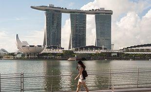 La «loterie des hôtels» à Singapour permet aux arrivants les plus chanceux de pouvoirse placer en quarantaine dans des hôtels de luxe