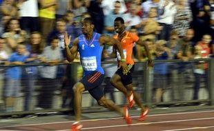 Le Jamaïcain Yohan Blake, champion du monde 2011 et vice champion olympique du 100 m, a été victime d'un claquage et non d'une crampe samedi à Kingston et pourrait être absent plusieurs semaines, selon son entraîneur.