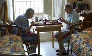 """Les structures belges accueillant des personnes âgées sont plus petites (moyenne de 46 lits contre 60 en France), avec un aspect """"plus convivial et plus chaleureux""""."""