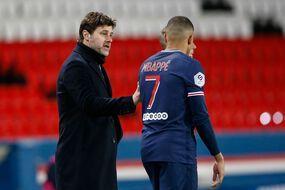 Mauricio Pochettino ne veut pas voir Kylian Mbappé sous d'autres couleurs que celles du PSG.