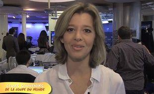 Wendy Bouchard raconte son #SOuvenirDeMondial