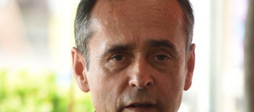 Robert Ménard, le maire de Béziers.
