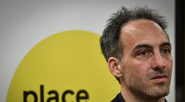 Raphaël Glucksmann, tête de liste PS pour les européennes