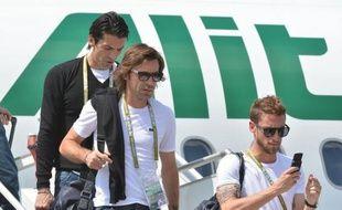 L'Italie d'Andrea Pirlo essaiera de détrôner l'Espagne, maître du monde depuis quatre ans et en quête d'un extraordinaire triplé, dans une finale latine de l'Euro-2012 entre deux équipes construites sur le jeu, dimanche à Kiev (18h45 GMT)