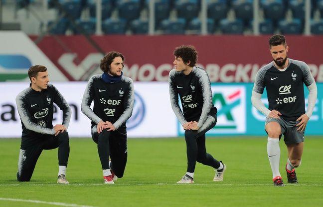 Equipe de France: «Les joueurs ne comprennent pas» le choix de Rabiot, confie Guy Stephan