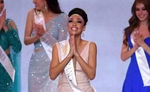 Ophély Mézino, Miss Guadeloupe 2018, au concours de Miss Monde
