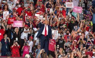 Donald Trump à Orlando, en Floride, le 12 octobre 2020.