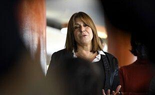 La première adjointe au maire de Marseille, Michèle Rubirola. (archives).