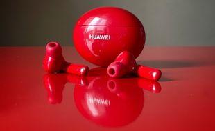 Les FreeBuds 4i de Huawei, des écouteurs True Wireless avec réduction de bruit.