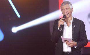 Nagui présentateur de The Artist sur France 2