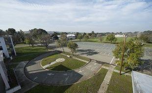 GoMomentum Station, près de San Francisco, est une ancienne base militaire reconvertie en circuit de test pour l'industrie automobile.