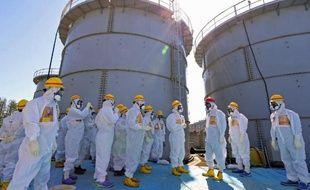 Presque tous les jours, la compagnie Tokyo Electric Power (Tepco) annonce des incidents à la centrale atomique sinistrée de Fukushima, dont une grande partie est liée à l'accumulation d'eau radioactive. Des responsables de Tepco expliquent la situation à l'AFP.