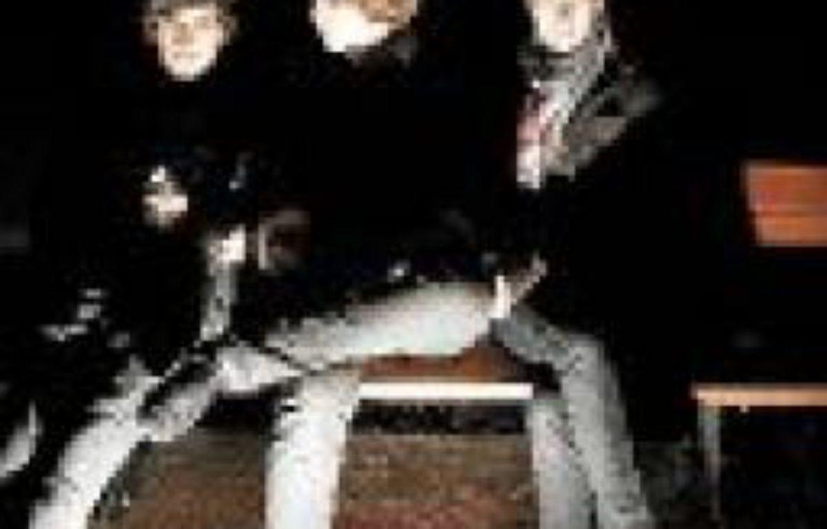 The Magnets, un jeune groupe pop. –  DR