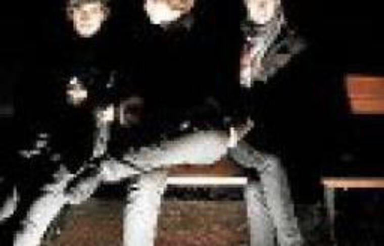 The Magnets, un jeune groupe pop.