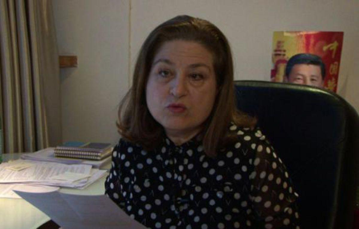 Chine: Ursula Gauthier sur le point d'être expulsée – Etienne Lamy-Smith, Farid Addala AFPTV