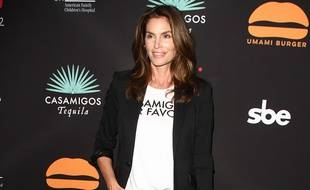 La top Cindy Crawford
