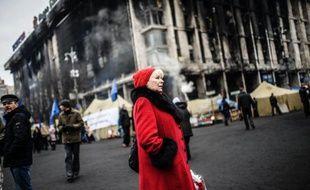 """Le président ukrainien déchu Viktor Ianoukovitch a affirmé vendredi qu'il n'avait """"pas été renversé"""" et a promis de """"poursuivre la lutte pour l'avenir de l'Ukraine"""", lors de sa première apparition en public depuis qu'il a été renversé il y a une semaine."""