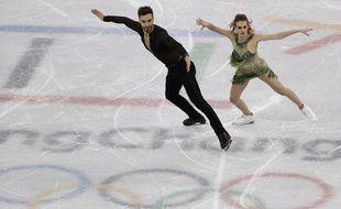 Gabriella Papadakis et Guillaume Cizeron.