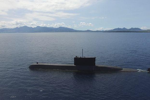 648x415 indonesie annonce avoir perdu contact sous marin large bali illustration sous marin indonesien alugoro 405