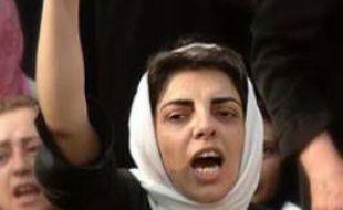 Parvin Ardalan, représentante du collectif de cyberféministres iraniennes «changement pour l'égalité».