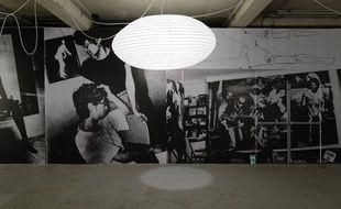 Fortune Light, 2015. Vue de l'exposition de Mélanie Matranga au Palais de Tokyo.