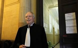 """Le trésorier du Front national (FN), Wallerand de Saint-Just, devrait être le candidat du parti d'extrême droite pour les municipales à Paris en 2014, étant """"pour le moment"""" seul, a-t-il dit vendredi à l'AFP, à briguer cette investiture officialisée """"d'ici la fin de l'année""""."""