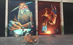 Cette année, 47 artistes seront présents lors de la plus grande expo d'art urbain de France, Mister Freeze à Toulouse.