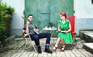 Damien Félix et Amandine Guinchard ont publié leur deuxième album en octobre.