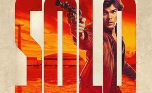 Une des affiches de «Solo: A star Wars Story» accusées de plagiat