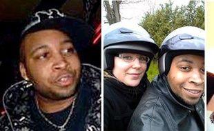 Michael Blemand et Mylène Litzler, disparus après le naufrage du Costa Concordia.