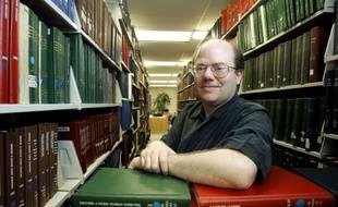 Le cofondateur de Wikipédia, Larry Sanger (illustration).