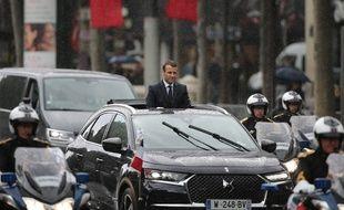 L'un des deux hommes arrêtés voulait s'en prendre à Emmanuel Macron le 14 juillet prochain