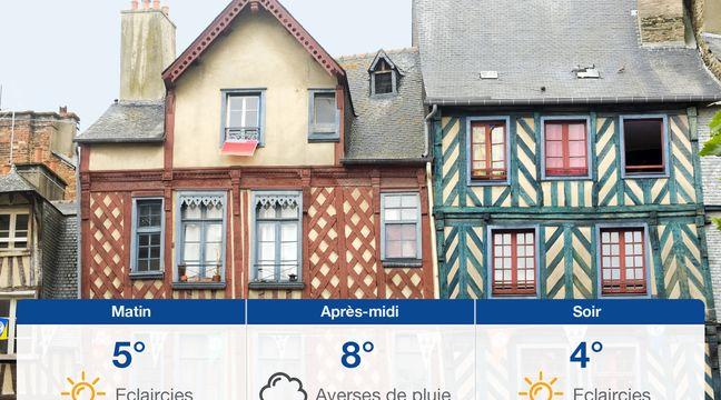 Météo Rennes : Prévisions du mercredi 26 février 2020