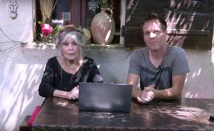 Brigitte Bardot et Rémi Gaillard dénoncent le traitement des animaux dans les abattoirs